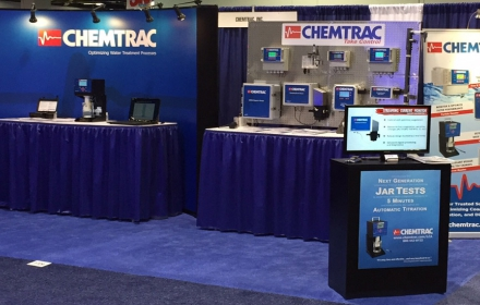 5 Minute Jar Test on Display at ACE15 in Anaheim