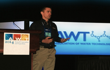 Chlorine Analyzer Presentation Given at AWT Annual Conference in Texas
